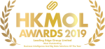 HKMOL Most Outstanding Business Intelligence And Big Data Solutions Of The Year 年度最傑出商業智能和大數據解決方案